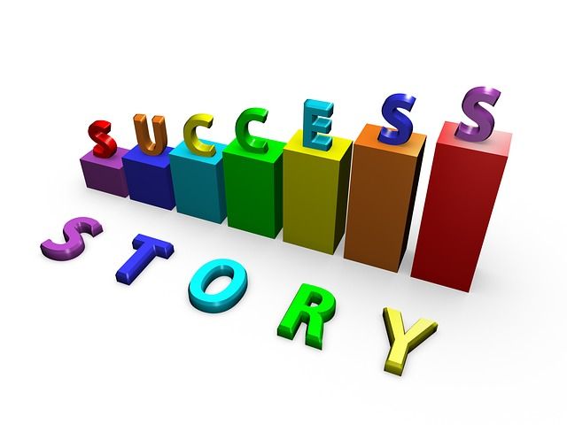 Write your own success story by first clearly outlining your goals to your boss